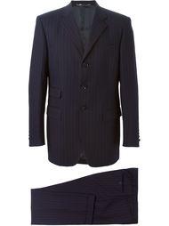классический костюм в тонкую полоску Dolce & Gabbana Vintage