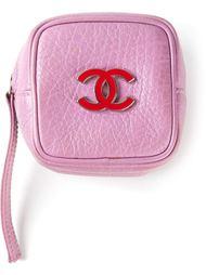 кошелек с логотипом  Chanel Vintage