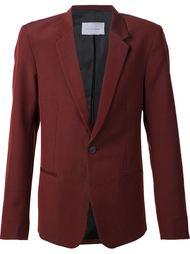 пиджак на одной пуговице Strateas Carlucci