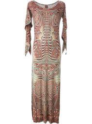 длинное платье 'Cyberbaba' Jean Paul Gaultier Vintage