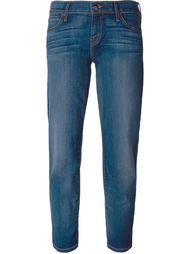 укороченные джинсы  Koral