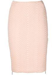 стеганая юбка-карандаш Koonhor