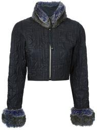 укороченная стеганая куртка  Jean Paul Gaultier Vintage