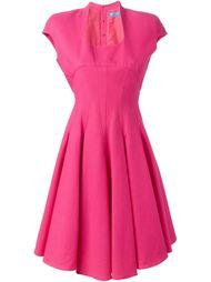 облегающее расклешенное платье  Thierry Mugler Vintage