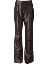 блестящие брюки  Jean Louis Scherrer Vintage