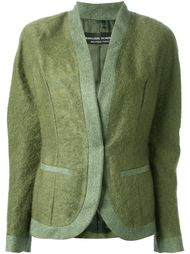 пиджак из фланели Jean Louis Scherrer Vintage