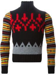 свитер 'Walt' с высоким горлом  Walter Van Beirendonck Vintage