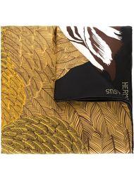 платокожаная 'Zebra Pegasus' Hermès Vintage