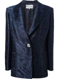 блестящий костюм с юбкой Gianfranco Ferre Vintage