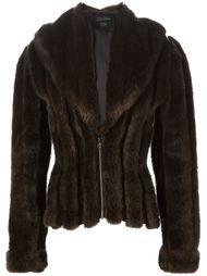 меховая куртка Jean Paul Gaultier Vintage