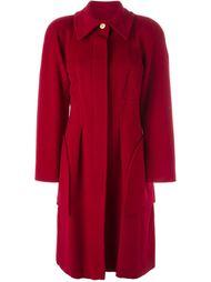 пальто с крупными карманами Christian Lacroix Vintage