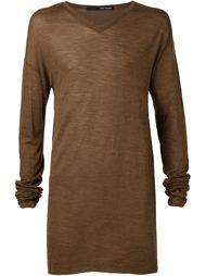 свитер с V-образным вырезом Isabel Benenato