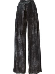 широкие брюки '152 Peru' A.F.Vandevorst