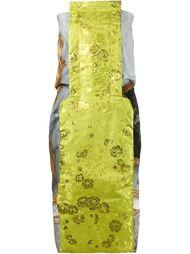 платье с цветочным принтом  'Box'  Vivienne Westwood
