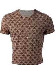 футболка с принтом Jean Paul Gaultier Vintage