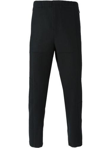 зауженные к низу брюки Givenchy