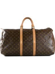 дорожная сумка '55' с монограммным принтом Louis Vuitton Vintage
