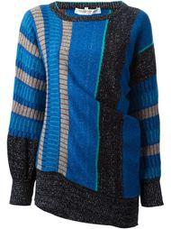 асимметричный свитер  Yves Saint Laurent Vintage