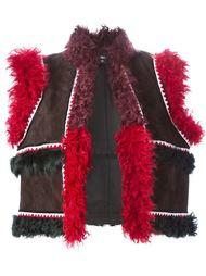 укороченный пиджак Dsquared2