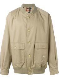 куртка-бомбер  Burberry Vintage