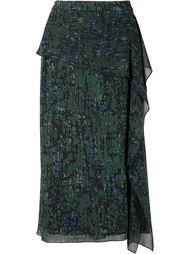 драпированная юбка Jason Wu