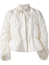 драпированная куртка Lanvin