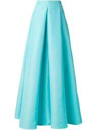 пышная юбка со складками Roksanda