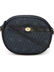 сумка на плечо с монограммным принтом Christian Dior Vintage
