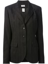 пиджак в мелкую полоску Alaïa Vintage