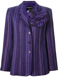твидовый пиджак  Chanel Vintage