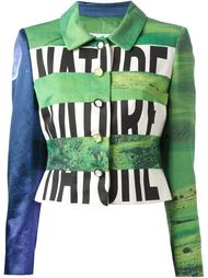 куртка 'Future Nature' Moschino Vintage