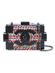 сумка 'Lego' через плечо Chanel Vintage
