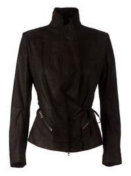 куртка со шнурком Ann Demeulemeester Blanche