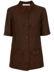 пиджак с короткими рукавами Givenchy Vintage