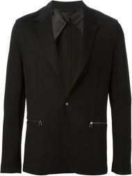 пиджак с карманами на молнии Lanvin