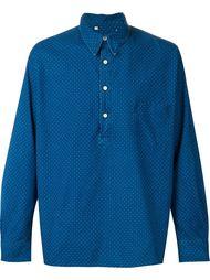 джинсовая рубашка с узором в горох Levi's Vintage Clothing
