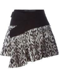 плиссированная юбка с запахом Haider Ackermann