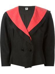 пиджак в морском стиле  Emanuel Ungaro Vintage