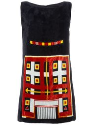 платье 'Le 3ème Millénaire Sera Amour' Jean Paul Gaultier Vintage
