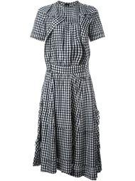 """платье в клетку """"гингем"""" Comme Des Garçons Vintage"""