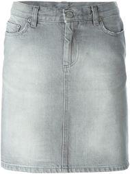 джинсовая юбка Helmut Lang Vintage
