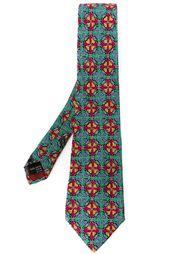 галстук с заостренным концом Missoni Vintage