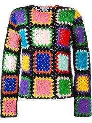 свитер ажурной вязки  Comme Des Garçons Vintage