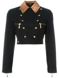 укороченный пиджак  Jean Paul Gaultier Vintage