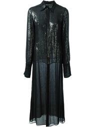 двухслойное платье  Jean Paul Gaultier Vintage