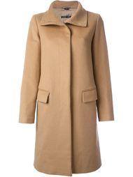 однобортное пальто Helmut Lang Vintage