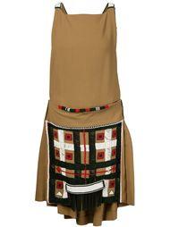 платье с отделкой из бисера Jean Paul Gaultier Vintage