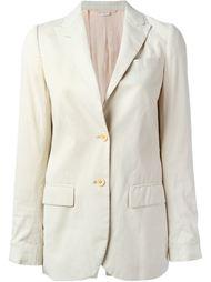 пиджак с застежкой на две пуговицы Helmut Lang Vintage