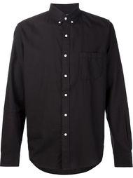 классическая рубашка с воротником на пуговицах 321