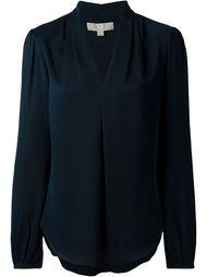 блузка с V-образным вырезом Michael Michael Kors